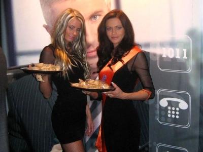 Kreatis hostessy 1