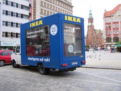 Kreatis show-truck 1